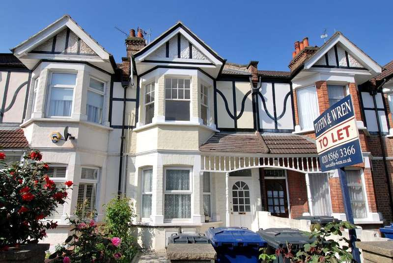 3 Bedrooms Flat for sale in Seaford Road, Ealing, London, W13 9HT