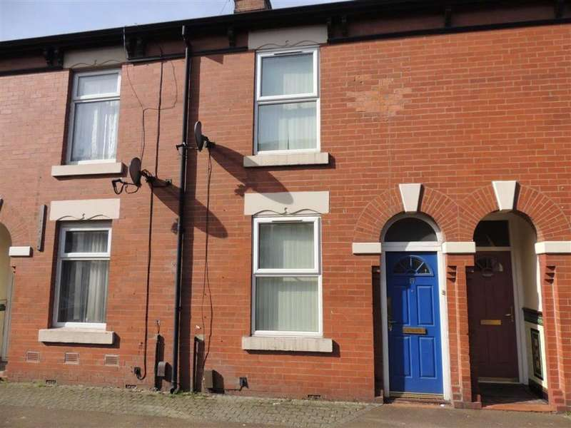 2 Bedrooms Terraced House for sale in Pennell Street, Clayton, Manchester