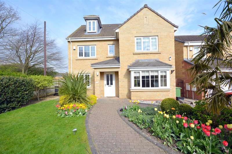 5 Bedrooms Detached House for sale in Ascot Way, St. Helen Auckland, Bishop Auckland, DL14 9AN