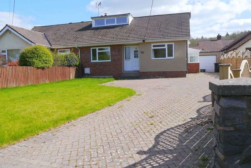 3 Bedrooms Semi Detached Bungalow for sale in Main Road, Cleeve