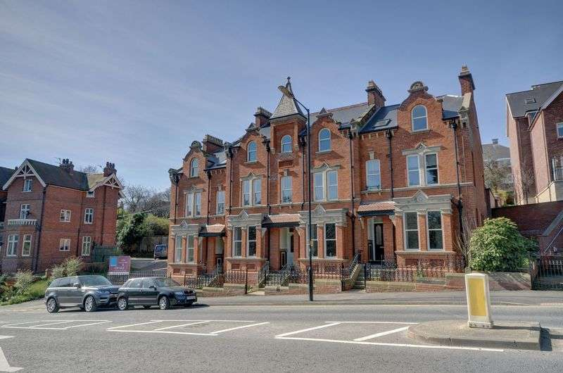 2 Bedrooms Flat for sale in Chubb Hill Road, Whitby