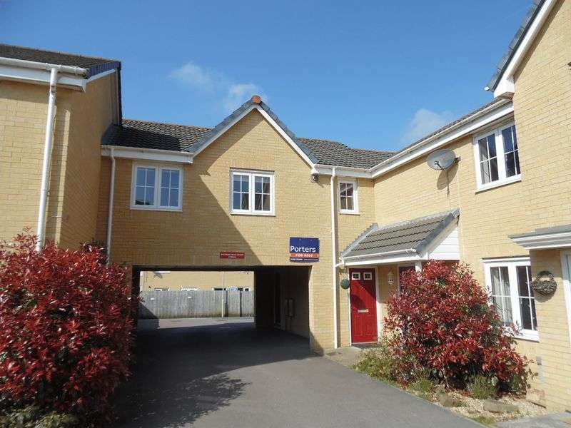 1 Bedroom Flat for sale in Rhodfa Brynmenyn Sarn Bridgend CF32 9GH