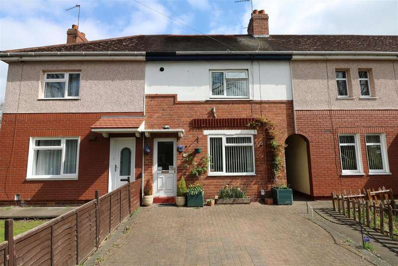 2 Bedrooms Terraced House for sale in Wathen Road, Warwick