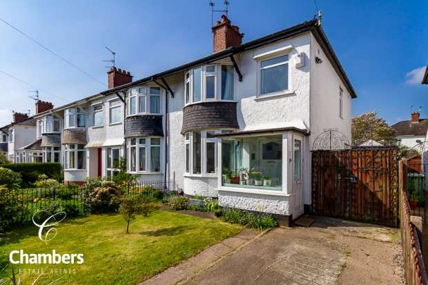 3 Bedrooms Semi Detached House for sale in Westbourne Road, Whitchurch, Cardiff, CF14
