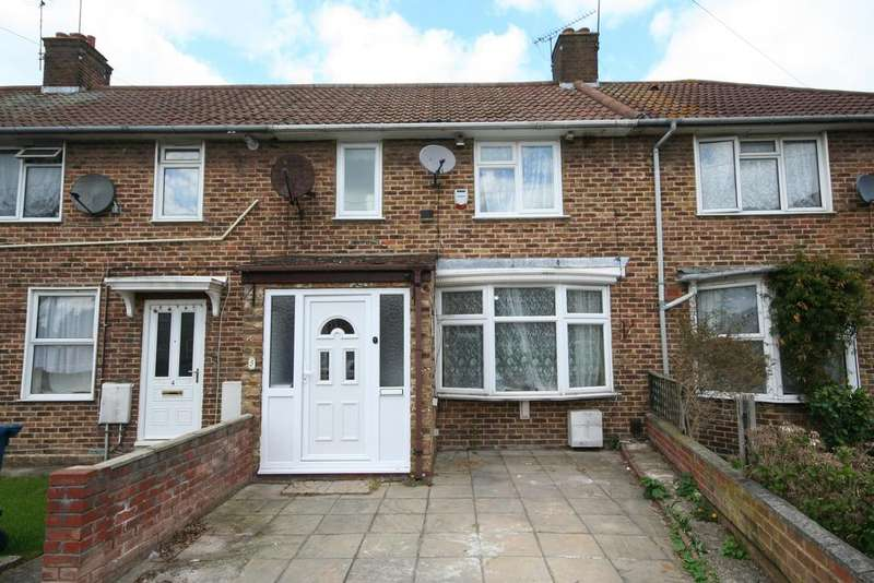 3 Bedrooms Terraced House for sale in Liddell close, HARROW HA3