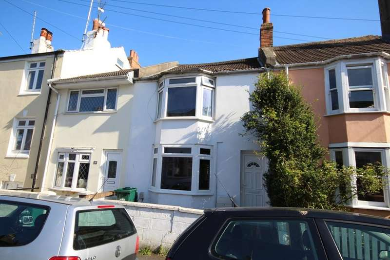 2 Bedrooms Terraced House for sale in Hanover Terrace, Brighton BN2