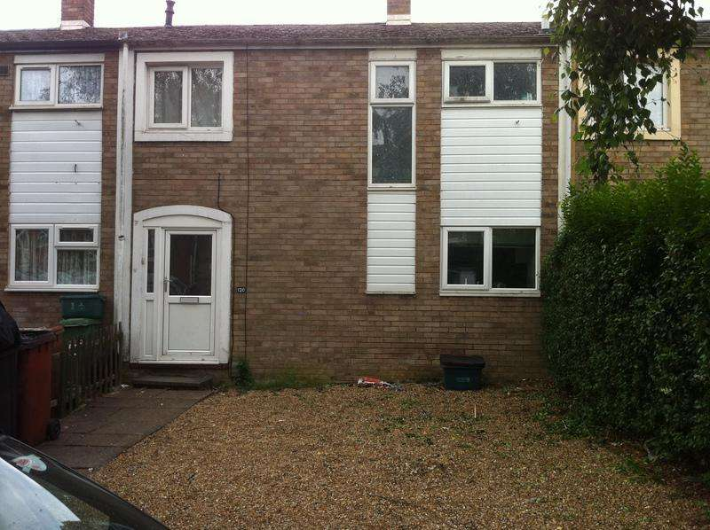 3 Bedrooms Terraced House for sale in Northdown Road, Hatfield, Hertfordshire AL10
