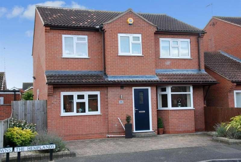 5 Bedrooms Detached House for sale in The Hemplands, Collingham