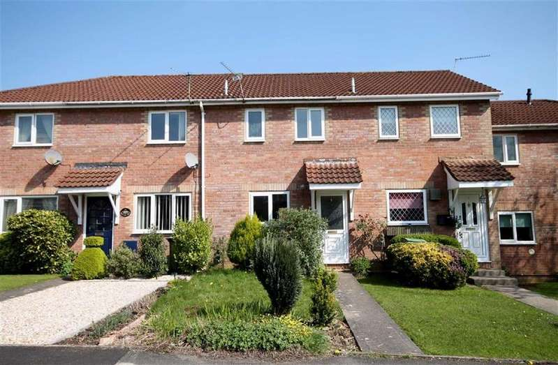 2 Bedrooms Terraced House for sale in Pinecrest Drive, Thornhill, Cardiff