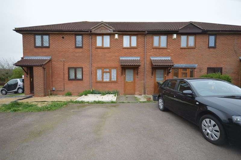 2 Bedrooms Terraced House for sale in Dexter Close, Luton