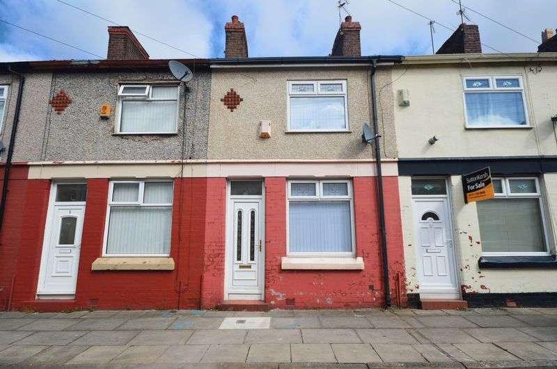 2 Bedrooms Terraced House for sale in Standale Road, Wavertree