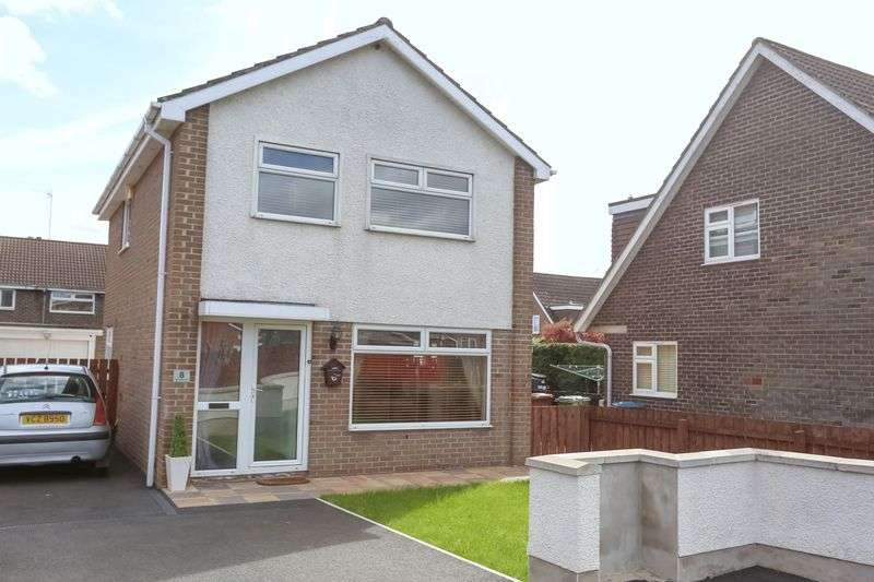 3 Bedrooms Detached House for sale in Killycomain Grove, Portadown