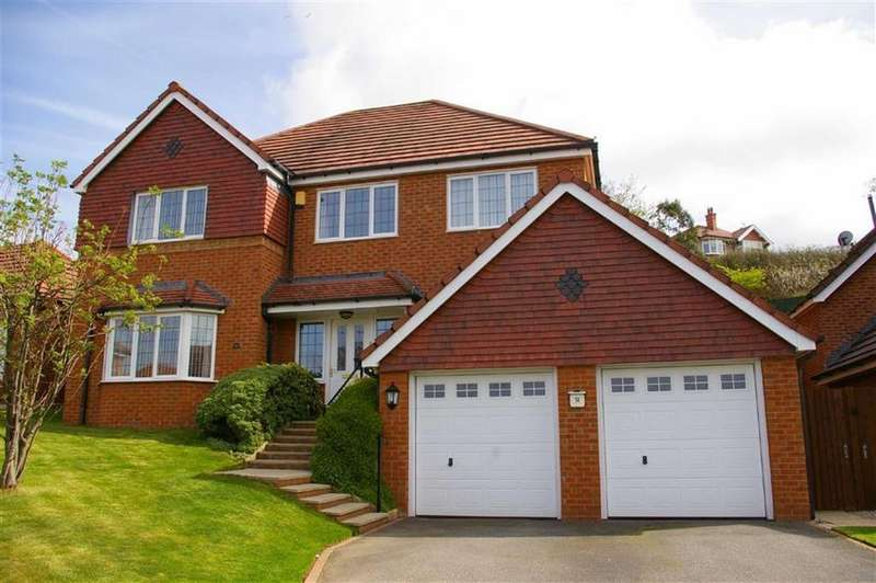 4 Bedrooms Detached House for sale in Gwynant, Old Colwyn, Colwyn Bay