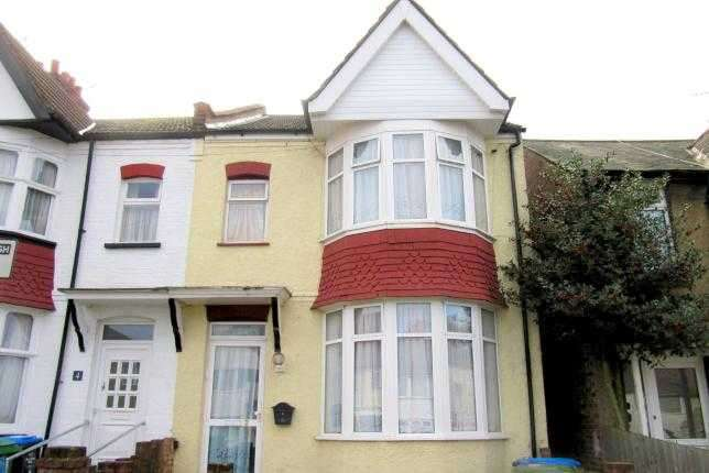 4 Bedrooms End Of Terrace House for sale in Maybank Avenue, Sudbury Hill