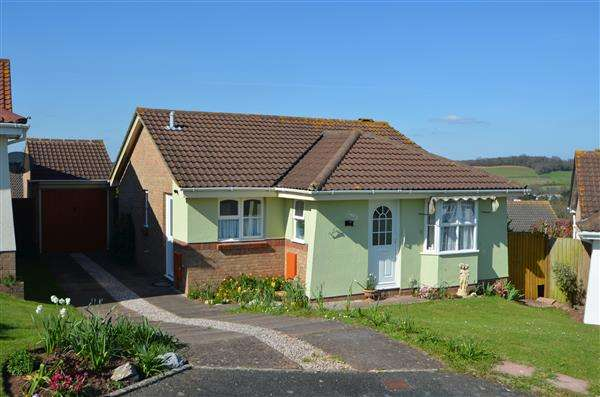 2 Bedrooms Bungalow for sale in Lamacraft Close, Dawlish