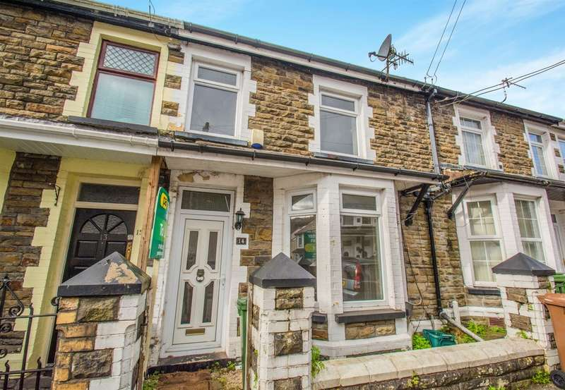 3 Bedrooms Terraced House for sale in Birchgrove, Tirphil, New Tredegar