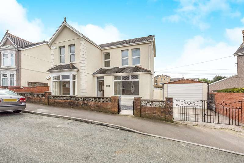 3 Bedrooms Detached House for sale in Glevering Street, Llanelli