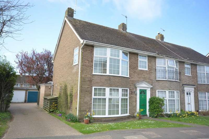 3 Bedrooms End Of Terrace House for sale in Shoreham-by-Sea