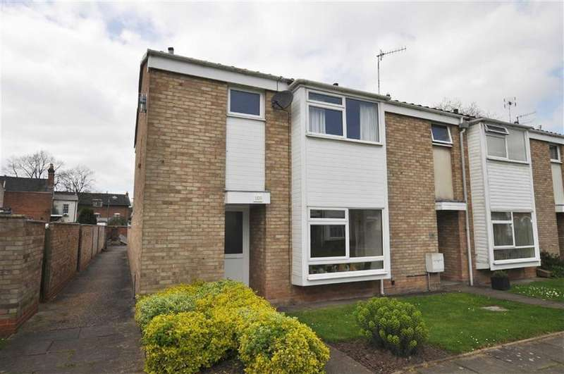 3 Bedrooms Terraced House for sale in Greenwood Court, Upper Holly Walk, Leamington Spa