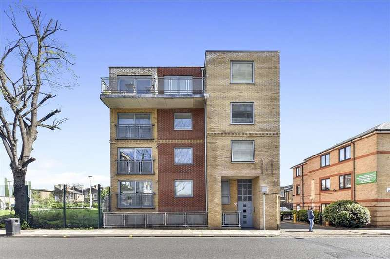 2 Bedrooms Apartment Flat for sale in 62-64 Globe Road, Stepney Green, London, E1