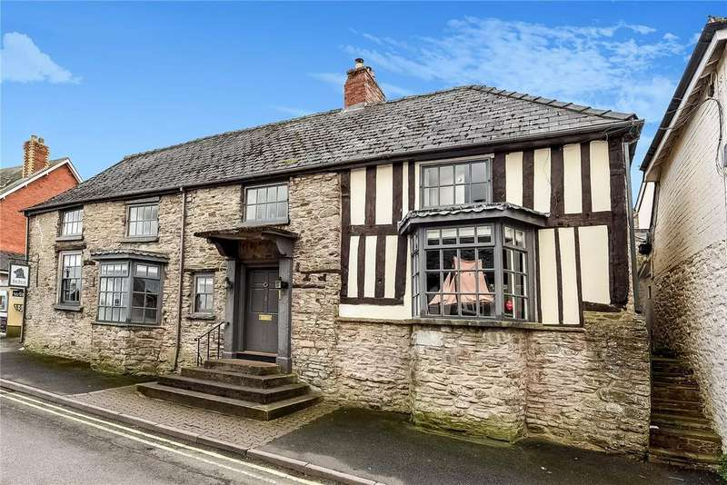 5 Bedrooms Detached House for sale in Bear Street, Hay-on-Wye, Hereford