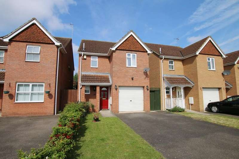 3 Bedrooms Detached House for sale in Nightall Drive, March