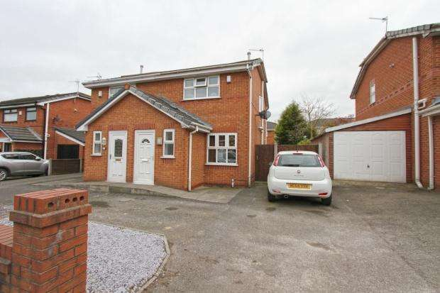 2 Bedrooms Semi Detached House for sale in Bolton Road Wigan