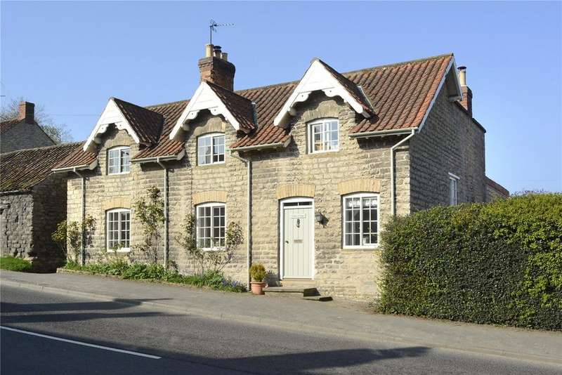 3 Bedrooms Detached House for sale in High Street, Hovingham, York