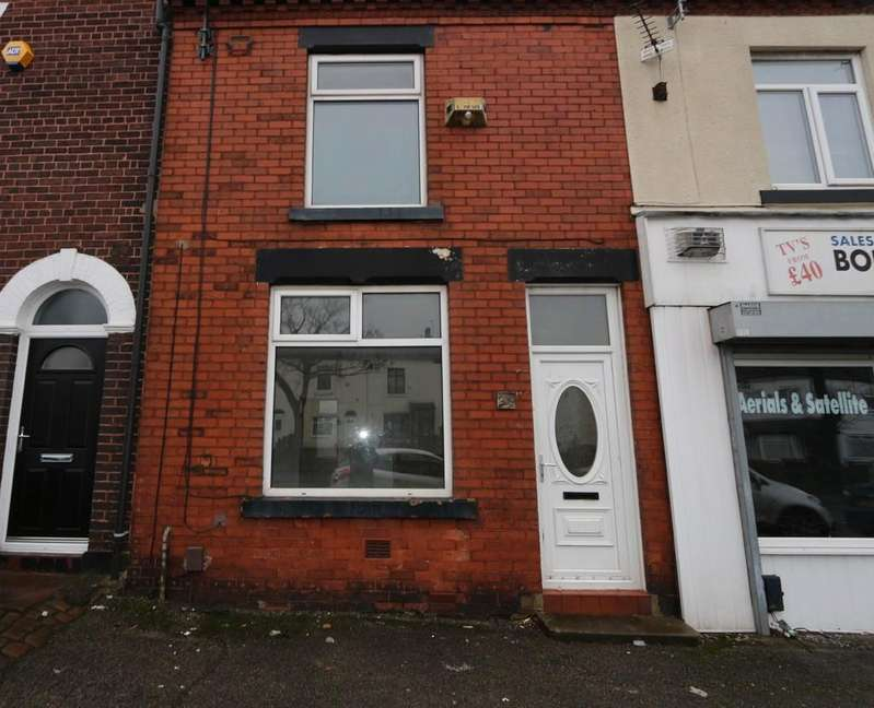 2 Bedrooms Terraced House for sale in 218 Bolton Road North, Worsley