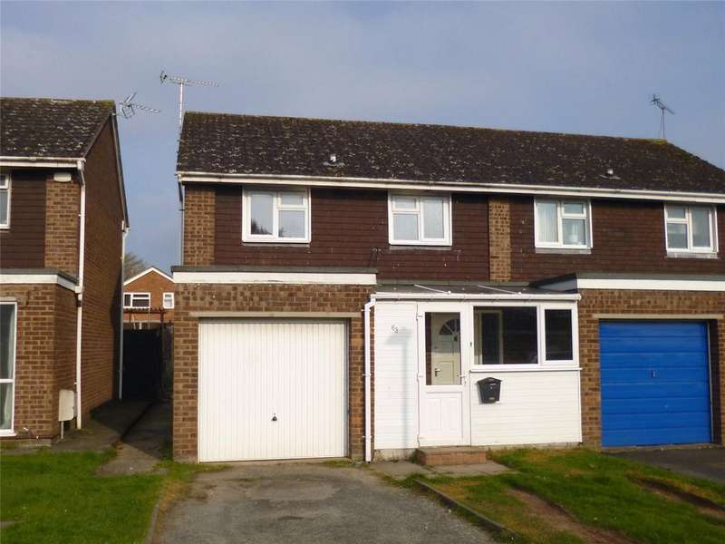 3 Bedrooms Semi Detached House for sale in Westgate, Leominster
