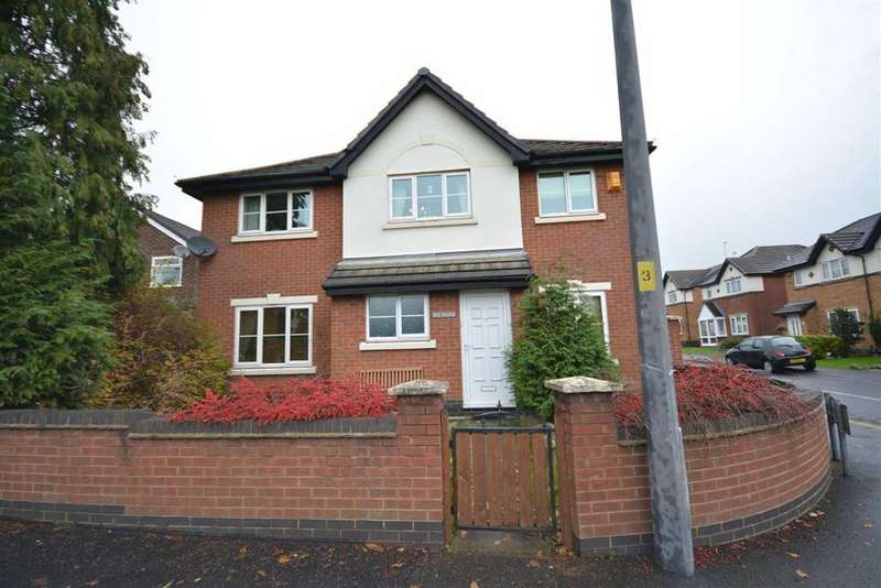 4 Bedrooms Detached House for sale in Wigan Road, Shevington, Wigan, WN6