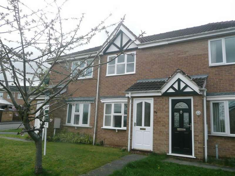 2 Bedrooms Town House for sale in Darwent Road, Tapton, Chesterfield, S41