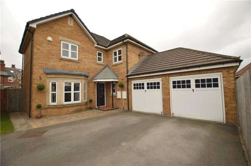 4 Bedrooms Detached House for sale in St Davids Close, Robin Hood, Wakefield, West Yorkshire