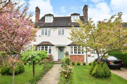 5 Bedrooms Detached House for sale in Manor Way, Beckenham