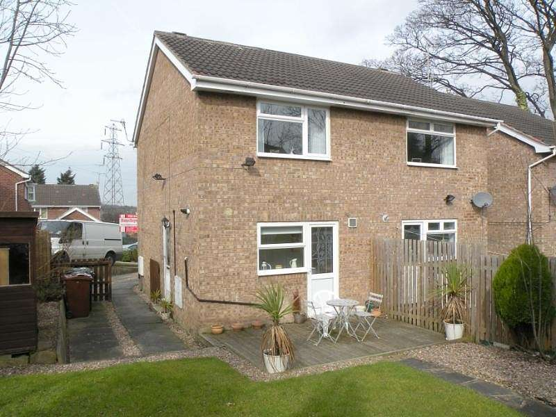 2 Bedrooms Semi Detached House for sale in Fieldway Close, Rodley, LS13