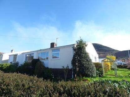 2 Bedrooms Bungalow for sale in Gwynan Park, Dwygyfylchi, Penmaenmawr, Conwy, LL34
