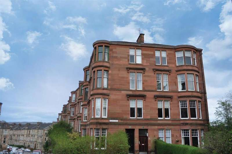 2 Bedrooms Flat for sale in 2/1, 9 Grantley Gardens, Shawlands, G41 3PY