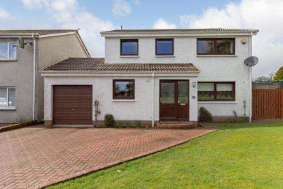 4 Bedrooms Detached House for sale in Overton Park, Strathaven