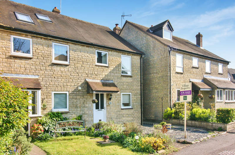 3 Bedrooms End Of Terrace House for sale in Kirtlington