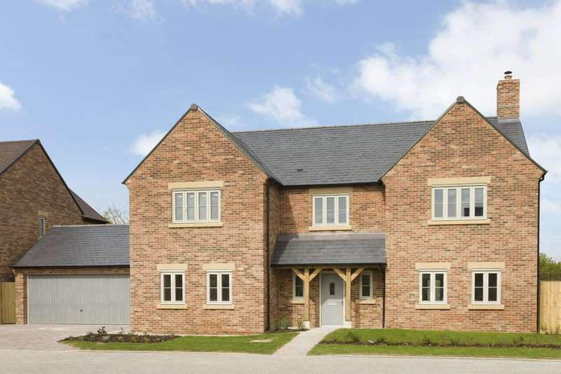 5 Bedrooms Detached House for sale in Plot 4, The Ashmead