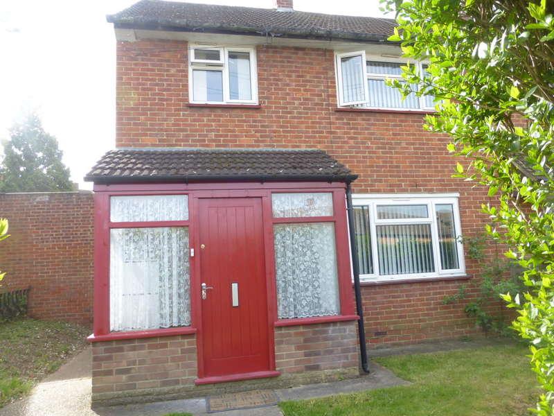 3 Bedrooms Semi Detached House for sale in Dunley Drive, New Addington, Croydon, CR0 0RZ