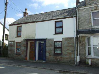 2 Bedrooms Terraced House for sale in St Columb Major, Newquay
