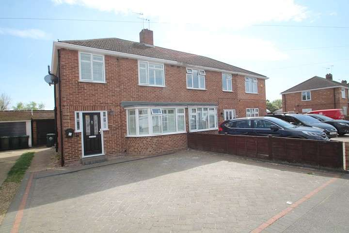 3 Bedrooms Semi Detached House for sale in Pavilion Gardens, Staines-Upon-Thames, TW18