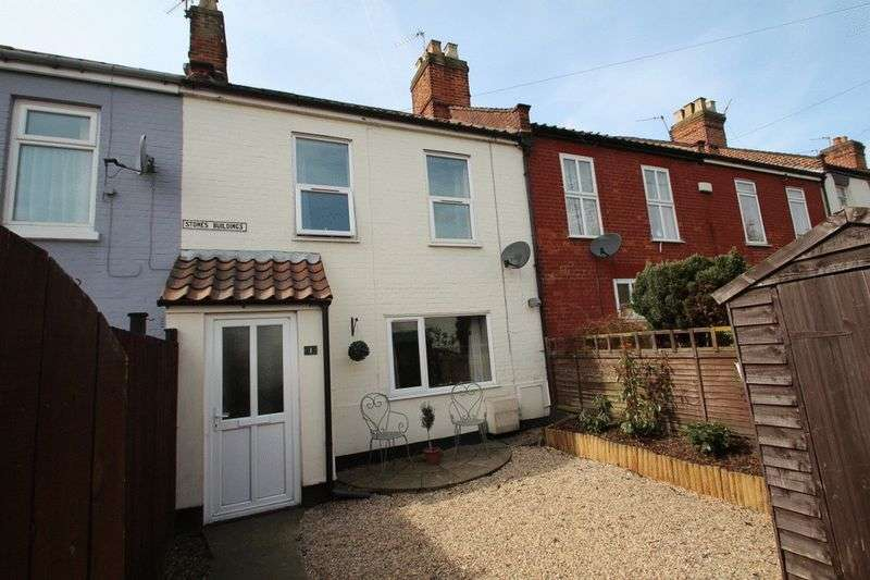 2 Bedrooms Terraced House for sale in Waterloo Road, Norwich