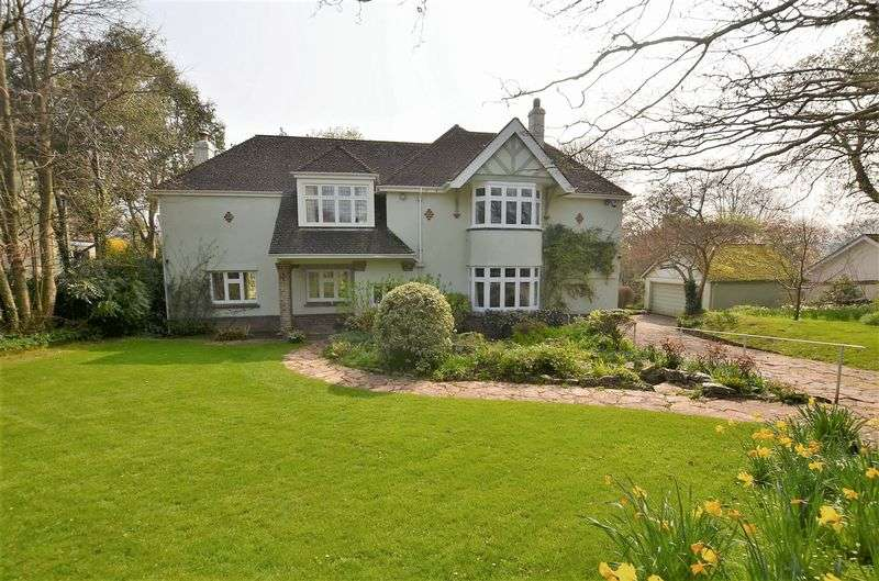 5 Bedrooms House for sale in GREENWAY ROAD, GALMPTON, BRIXHAM.