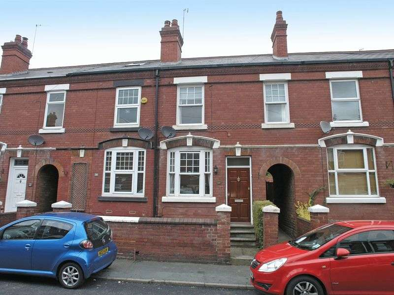 3 Bedrooms Terraced House for sale in STOURBRIDGE, AMBLECOTE, Platts Crescent
