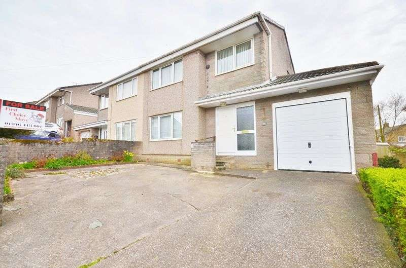 3 Bedrooms Semi Detached House for sale in The Crest, Whitehaven