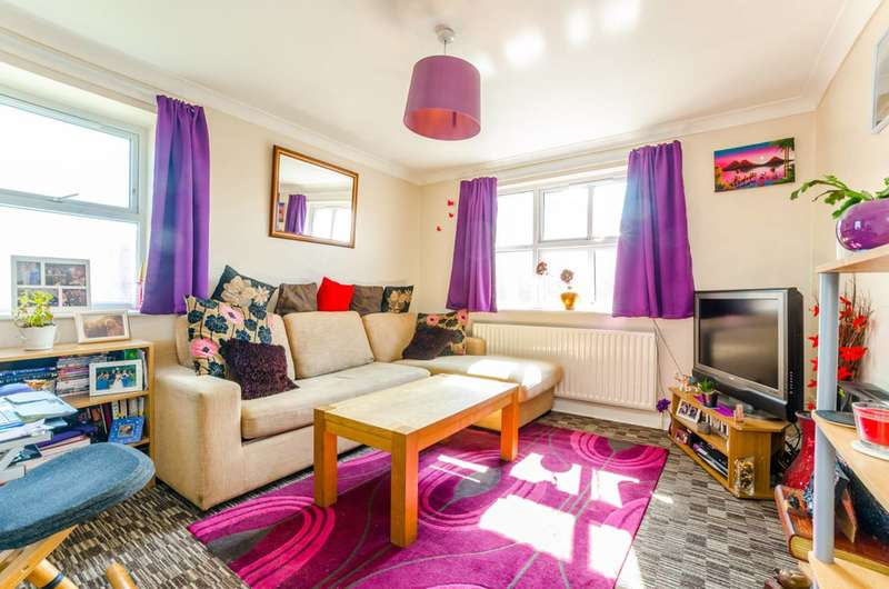 2 Bedrooms Flat for sale in Katherine Road, East Ham, E6