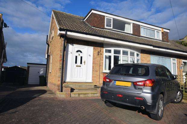 3 Bedrooms Semi Detached House for sale in Main Street, Cayton, Scarborough, North Yorkshire YO11 3RP