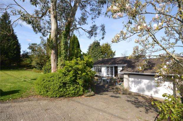 4 Bedrooms Detached House for sale in Station Road, Trusham, Newton Abbot, Devon